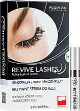 Profumi e cosmetici Siero per la crescita delle ciglia - Floslek Revive Lashes Eyelash Enhancing Serum