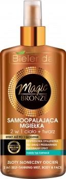 Spray autoabbronzante viso e corpo - Bielenda Magic Bronze