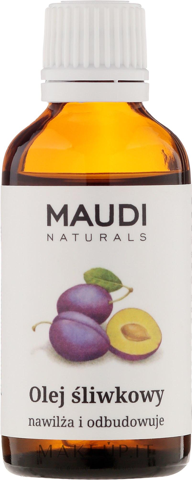 Olio di prugne - Maudi — foto 50 ml