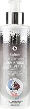 Profumi e cosmetici Lozione per mani e corpo - Kabos Shimmering Silver Hand & Body Lotion