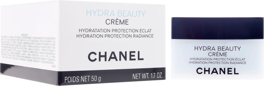 Crema idratante viso - Chanel Hydra Beauty Hydratation Protection Radiance Creme