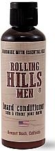 Profumi e cosmetici Condizionante per barba - Rolling Hills Men Beard Conditioner