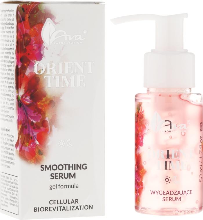 Siero viso levigante - Ava Laboratorium Orient Time Skin Smoothing Serum