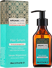 Profumi e cosmetici Siero capelli - Arganicare Shea Butter Hair Serum