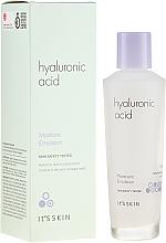 Profumi e cosmetici Emulsione idratante all'acido ialuronico - It's Skin Hyaluronic Acid Moisture Emulsion