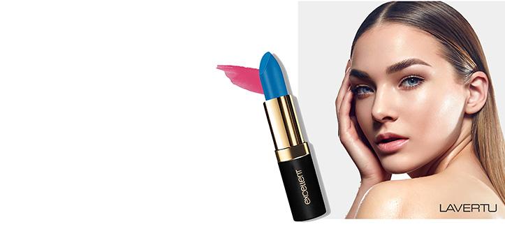 Ricevi in regalo un rossetto, acquistando qualsiasi prodotto Lavertu Cosmetics