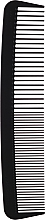 Profumi e cosmetici Spazzola per capelli, nera - Chicago Comb Co CHICA-6-CF Model № 6 Carbon Fiber