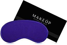 """Profumi e cosmetici Mascherina per dormire, blu, """"Classic"""" - MakeUp"""