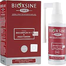 Profumi e cosmetici Spray anticaduta alle erbe - Biota Bioxsine DermaGen Forte Herbal Spray For Intensive Hair Loss