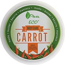 Profumi e cosmetici Burro corpo - Ava Laboratorium Body Care Carrot Butter