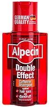 Profumi e cosmetici Shampoo capelli antiforfora e anticaduta - Alpecin Double Effect Caffeine Shampoo