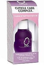 Profumi e cosmetici Olio per cuticole con pipetta - Orly Cuticle & Nail Treatment Oil