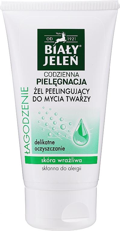 Gel esfoliante viso - Bialy Jelen Gel Exfoliating Facial Cleanser