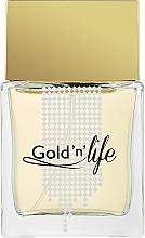 Profumi e cosmetici Vittorio Bellucci Gold'n'Life - Eau de Parfum