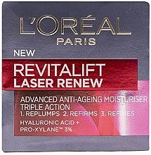Crema viso antirughe, da giorno - L'Oreal Paris Revitalift Laser X3 — foto N1