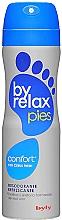 Profumi e cosmetici Deodorante rinfrescante per i piedi - Byly Byrelax Comfort With Citrus Fresh Feet Deo Spray
