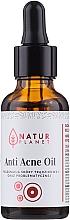 Profumi e cosmetici Olio per l'acne - Natur Planet Anti Acne Oil