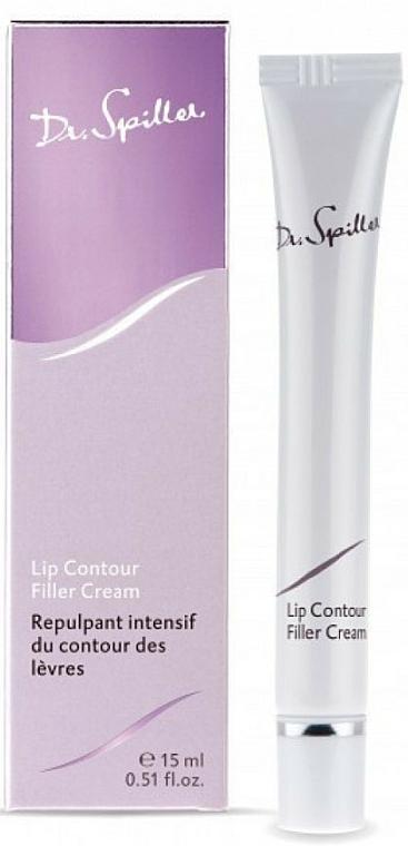 Crema filler contorno labbra - Dr. Spiller Lip Contour Filler Cream — foto N1