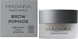 Profumi e cosmetici Pomata per sopracciglia - Madara Cosmetics Brow Pomade
