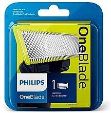 Profumi e cosmetici Lama di ricambio - Philips OneBlade e OneBlade Pro QP210