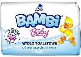 Profumi e cosmetici Sapone per bambini - Bambi Baby