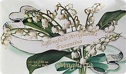 """Profumi e cosmetici Sapone Artigianale """"Giglio della valle"""" - Saponificio Artigianale Fiorentino Lily Of The Valley"""