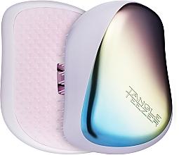 Profumi e cosmetici spazzola compatta per capelli - Tangle Teezer Compact Styler Pearlescent Matte