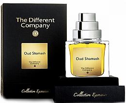 Profumi e cosmetici The Different Company Oud Shamash - Eau de parfum