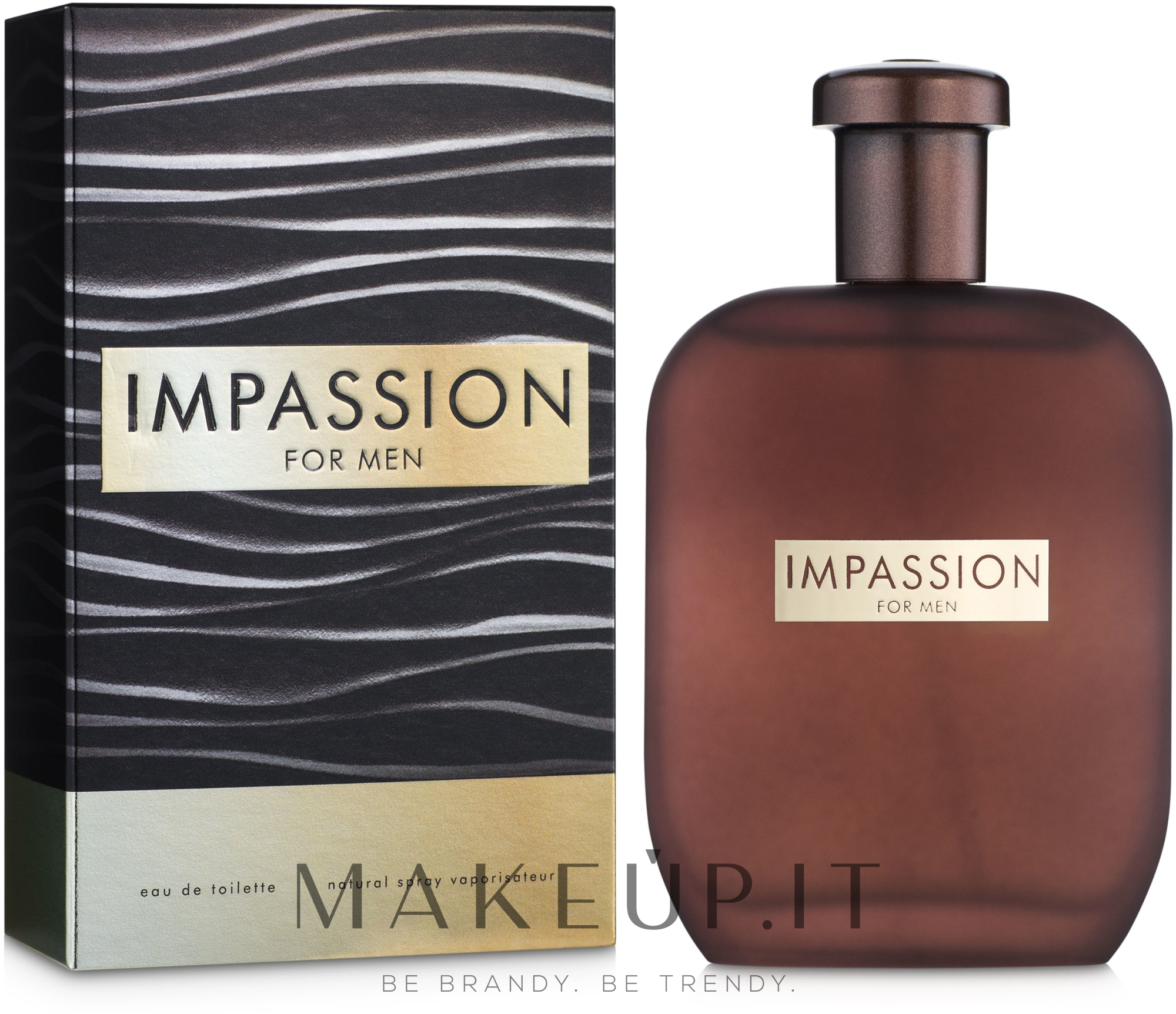 Vittorio Bellucci Impassion for Men - Eau de toilette  — foto 100 ml