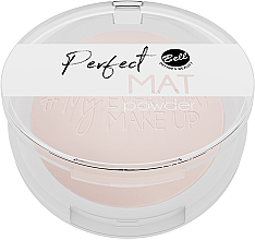 Profumi e cosmetici Cipria opaca - Bell Perfect Mat Powder