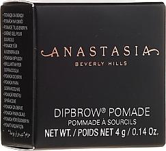 Profumi e cosmetici Pomata per sopracciglia - Anastasia Beverly Hills Dipbrow Pomade