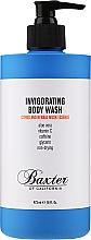 Profumi e cosmetici Gel doccia - Baxter of California Invigorating Body Wash Citrus Herbal Musk
