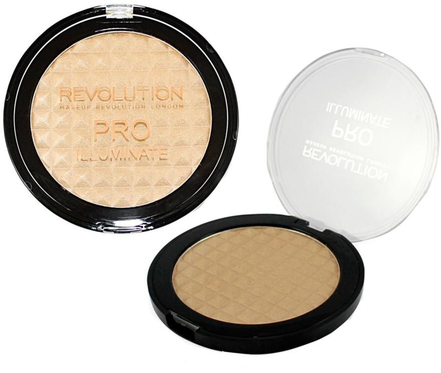 Illuminatore - Makeup Revolution Pro Illuminate — foto N1