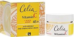 Profumi e cosmetici Crema viso rassodante 45+ - Celia Witamina C
