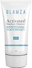 Profumi e cosmetici Dentifricio sbiancante con carbone attivo di bambù - Glamza Activated Bamboo Charcoal Toothpaste