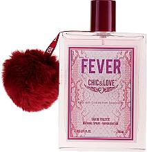 Profumi e cosmetici Chic&Love Fever - Eau de Toilette