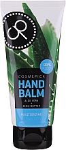 Profumi e cosmetici Balsamo mani con Aloe Vera e Burro di Karité - Cosmepick Hand Balm Aloe Vera&Shea Butter