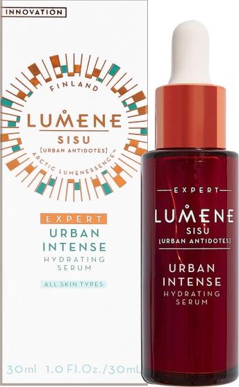 Siero viso intensamente idratante - Lumene Sisu Urban Intense Hydrating Serum — foto N2