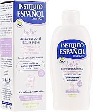 Olio per il corpo del bambino - Instituto Espanol — foto N1