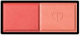 Profumi e cosmetici Blush - Cle De Peau Beaute Powder Blush Duo Refill