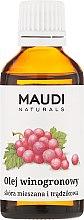 Profumi e cosmetici Olio di semi d'uva - Maudi