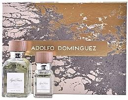 Profumi e cosmetici Adolfo Dominguez Agua Fresca - Set (edt/120ml + edt/30ml)