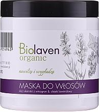 Profumi e cosmetici Maschera per capelli - Biolaven Organic Hair Mask