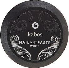 Profumi e cosmetici Pasta per nail-art - Kabos Nail Art Paste