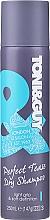 Profumi e cosmetici Shampoo secco per capelli - Toni & Guy Classic Dry Shampoo Perfect Tease