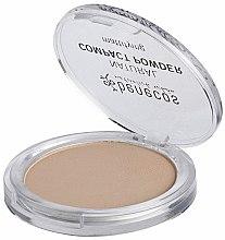 Profumi e cosmetici Cipria compatta - Benecos Natural Compact Powder
