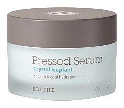 Profumi e cosmetici Siero viso pressato - Blithe Crystal Iceplant Pressed Serum