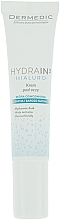 Profumi e cosmetici Crema contorno occhi - Dermedic Hydrain 3 Hialuro Eye Cream
