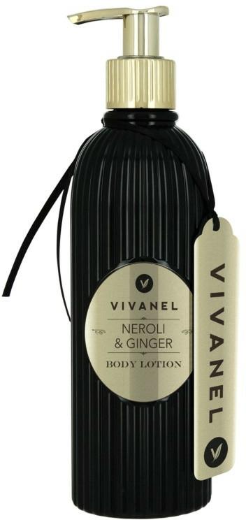 Vivian Gray Vivanel Neroli & Ginger - Latte corpo