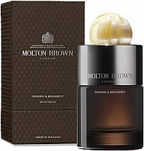 Profumi e cosmetici Molton Brown Orange & Bergamot Eau de Parfum - Eau de parfum